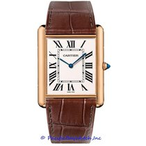 Cartier Tank Louis Men's W1560017