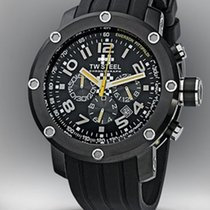 TW Steel Grandeur Tech Chrono Emerson Fittipaldi TW609 - 45 mm