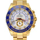 Rolex Yacht Master II 2 18k Yellow Gold New Full Package