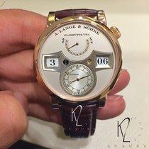 A. Lange & Söhne Zeitwerk Rose Gold 140.032