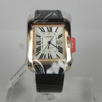 Cartier TANK ANGLAISE ROSE GOLD AUTOMATIC
