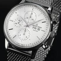Jacques Lemans Classic Chronograph ETA Valjoux 7750 Herrenuhr...
