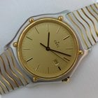 Ebel Classic Wave Stahl-Gold - 183903
