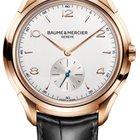 Baume & Mercier Clifton 1830 Manual Wind 42mm Mens Watch