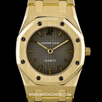 Audemars Piguet 18k Yellow Gold Grey Dial Royal Oak Ladies 6007BA