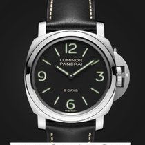 Panerai LUMINOR BASE 8 DAYS ACCIAIO - 44MM PAM00560 PAM560 560