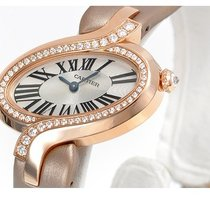 Cartier [NEW] Delice De Cartier WG800013 (Retail:HK$156,000)