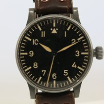Stowa B-UHR Pilot Watch WWII German Air Force Luftwaffe