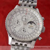 Breitling Montbrillant Navitimer Olympus 1461 Chronograph A19340