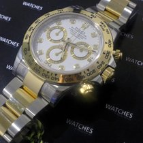 Rolex Cosmograph Daytona Gold and Steel