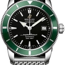 Breitling Superocean Heritage GREEN 42mm