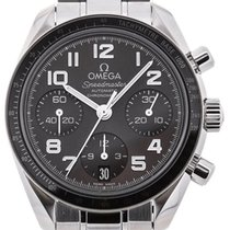 Omega Speedmaster Chronograph 38 Grey