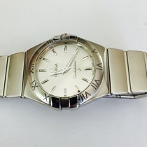 Omega Constellation lady stainless steel