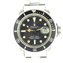 Rolex RED Submariner Vintage Mark V