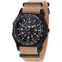 KHS Uhren Herrenuhr Sentinel A Black | Nato Tan KHS.SEAB.NT