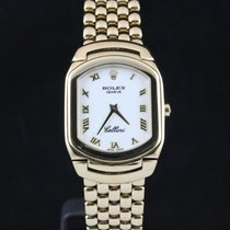 Rolex 18k Yellow Gold Cellini Cellissima Model 6631 On...