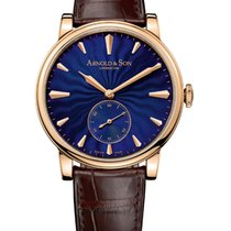 Arnold & Son HMS1 ROYAL BLUE - 100 % NEW - FREE SHIPPING