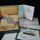 Rolex Datejust 1601 SS ORIGINAL Brown SIGMA Dial with B...