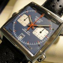 TAG Heuer Ungetragene Monaco Calibre 11 Automatik-Chronograph...