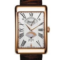 Piaget [NEW] Black Tie - Rectangle a l Ancienne