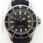 Rolex vintage 1979 stainless steel Submariner