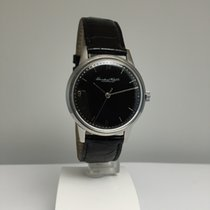 IWC Vintage black dial ref 326 cal 89