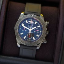 Breitling Blackbird Blacksteel Chronograph