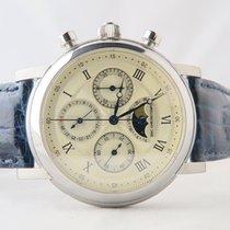 BWC-Swiss Belgravia Watch Company Moonphase Chronograph