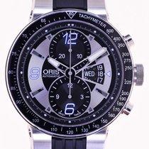 Oris Mans Automatic Wristwatch Chronograph Williams Formula 1...