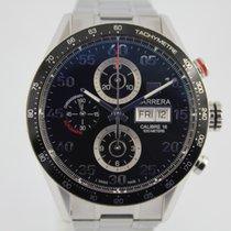 TAG Heuer Carrera Calibre 16 Day Dte #A3149 Chronograph, Box,...