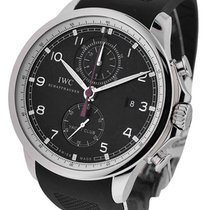 IWC IW390210 Portuguese Yacht Club Chronograph - Steel on...