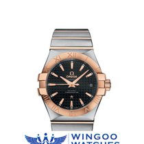 Omega Constellation Co-Axial 35 MM Ref. 123.20.35.20.01.001