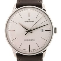 Junghans Meister Chronometer Brown