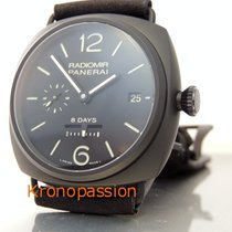 Panerai Radiomir 8 Days Ceramic PAM 384