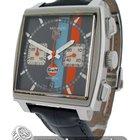 TAG Heuer Monaco Gulf Vintage Limited Edition Watch - CAW2113....