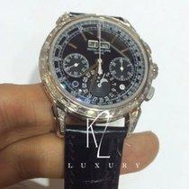 Patek Philippe 5271P-001 Perpetual Calendar Chronograph