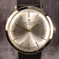 Universal Genève - Classic Solid Gold Demi-platte Watch Cal. 800