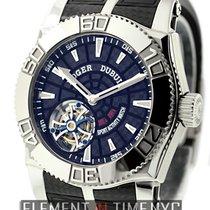 Roger Dubuis Easy Diver Tourbillon Carbon Dial Limited Edition...