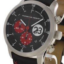 Porsche Design Dashboard P6612 Chronograph Le Mans 1970...