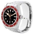 Tudor Heritage Black Bay Steel Watch 79220