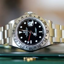 Rolex Explorer 2 16570 Black Dial
