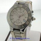 Cartier Must 21 Chronoscaph Men's W10184U2 Pre-owned