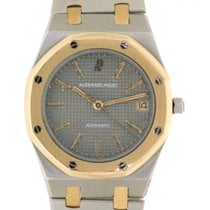 Audemars Piguet Royal Oak Ba4100 Steel, Yellow Gold, 34mm