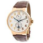 Ulysse Nardin Maxi Marine 18K Rose Gold Chronometer Automatic...