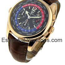 Girard Perregaux World Time Chronograph Rose Gold