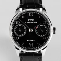 """IWC Portuguese """"7 Day Power Reserve"""""""