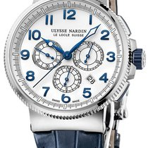 Ulysse Nardin Marine Chronograph Manufacture 1503-150.60