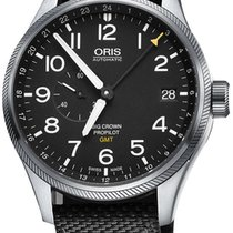 Oris Big Crown ProPilot GMT Small Seconds 45mm 01 748 7710...