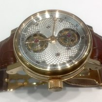 Breguet Double Tourbillon  pink gold