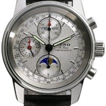 Zeno-Watch Basel -Watch Herrenuhr - Classic Chronograph full...